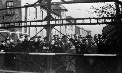 Подлинники документов – о нацистских преступлениях в Европе