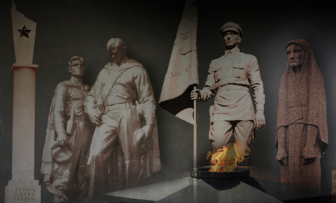 «Память крепче гранита»: Минобороны запустило проект о мемориалах в честь советских солдат