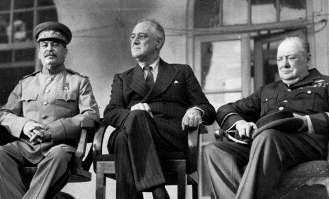 «Сценарий разгрома нацистов был предопределён»: какую роль в мировой истории сыграла Тегеранская конференция