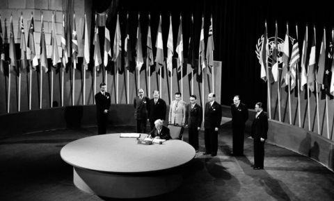 «Основа послевоенного миропорядка»: какую роль в истории человечества сыграла Сан-Францисская конференция