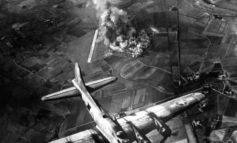 Неизвестная советско-американская битва Второй мировой