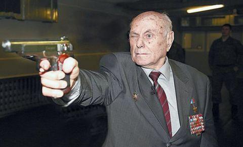 Солдат двух народов - разведчик Алексей Ботян