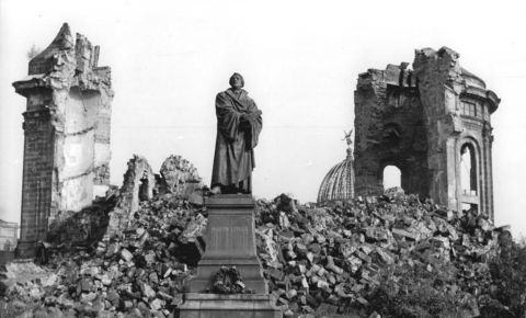 Убитый город: почему немцы не простили США и Великобритании Дрезден