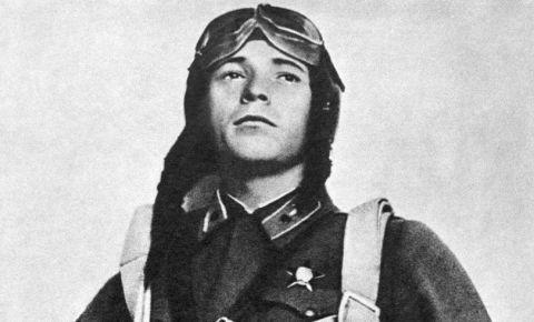 Подвиг военного лётчика Виктора Талалихина