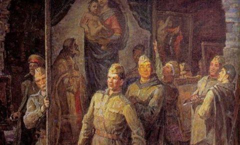 Спасти Дрезденскую галерею: как советский солдат подарил вторую жизнь мировым шедеврам