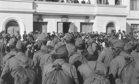 Честь и доблесть тувинцев – солдат по прозвищу «Черная смерть»
