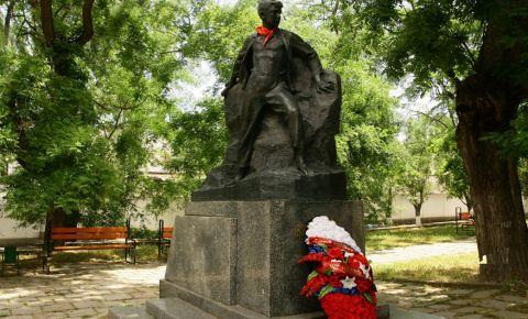 Пионер-герой Витя Коробков