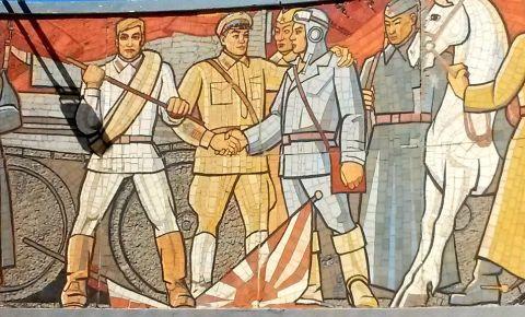 Аймаки против Гитлера: второй фронт по-монгольски