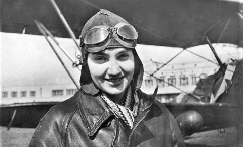 Валентина Гризодубова – первая женщина, удостоенная звания Героя Советского Союза
