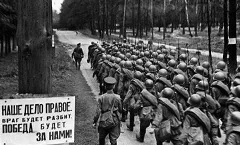 Пример мужества и стойкости. Первые дни Великой Отечественной войны