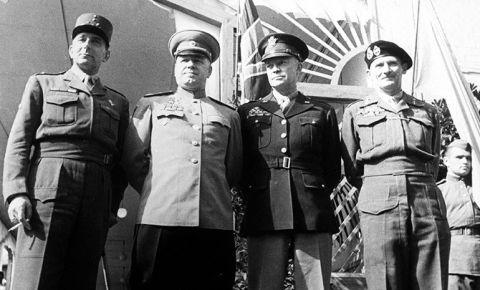 Берлинский пирог: как победители во Второй мировой войне разрушали и строили новую Германию