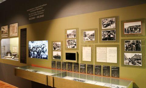 «В Европе происходило много противоречивых событий»: в Москве открылась выставка «Накануне Великой Отечественной»