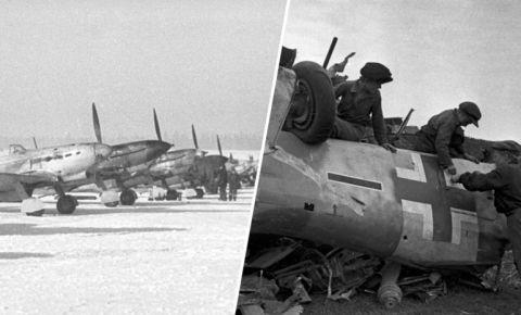 Авиационный спецназ: какую роль сыграл 402-й истребительный полк ВВС СССР в борьбе с нацизмом