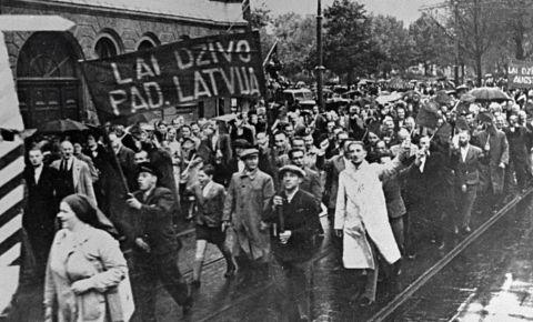 Прибалтика и международный кризис 1939-1940 годов в латвийских дипломатических документах
