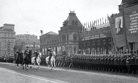 Исторический марш: как проходил парад Победы в июне 1945-го