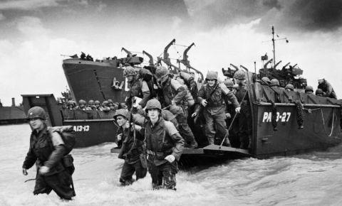 «Нептун» выходит на берег: девять фактов о высадке союзников в Нормандии