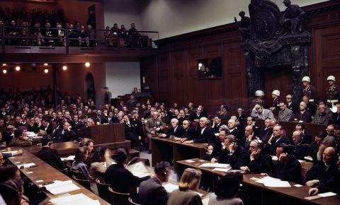 К 75-летию Нюрнбергского трибунала
