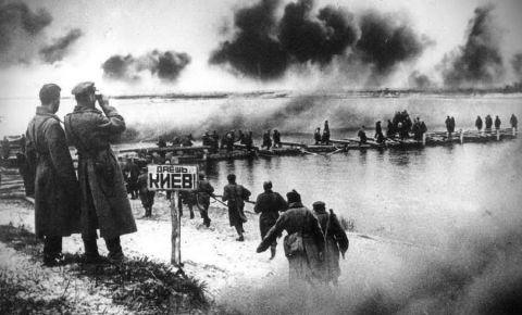 К публикации документов ЦАМО РФ, посвященных Киевской наступательной операции (3-13 ноября 1943 года)