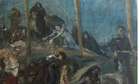 В Загребе пройдет выставка «Немецкая оккупация в работах Меера Аксельрода», приуроченная к 75-летию Победы