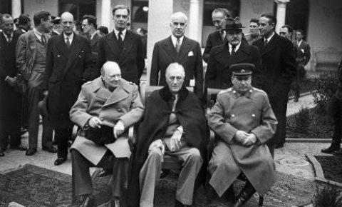 Пресс-конференция «Ялтинская конференция – решения для мира без войны и день сегодняшний. К 75-летию Великой Победы»