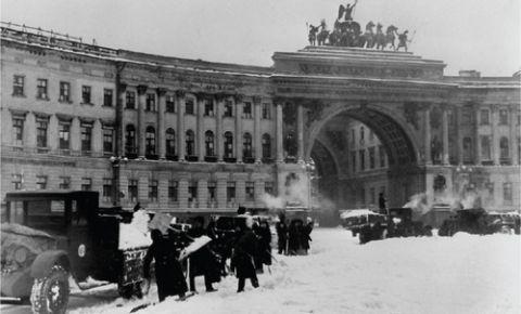 Эрмитаж. Спасенное наследие. 75-летию со Дня Великой Победы посвящается