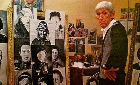 Портреты женщин-героев войны покажут в музее