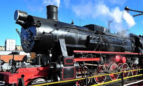 Паровозы-ежи и вагон-лазарет: виртуальная экскурсия по музею Московской железной дороги к Юбилею Победы