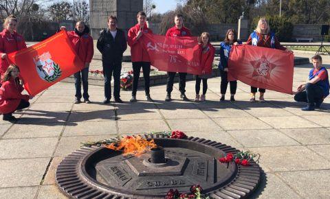 В Калининграде отметили 75 лет освобождения города