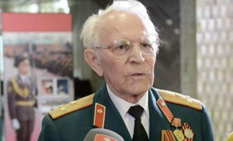 В Москве умер последний герой-защитник Брестской крепости