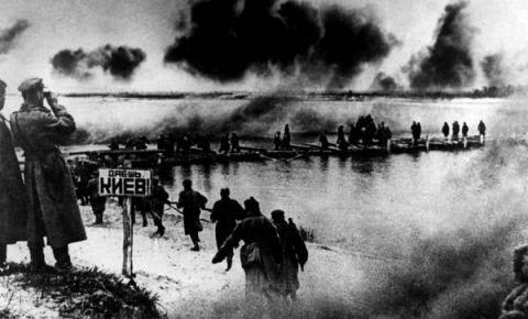 26 августа 1943 года началась знаменитая Битва за Днепр