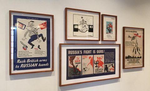 В «Australian War Memorial» открылась выставка о роли Советского Союза в поражении нацистской Германии