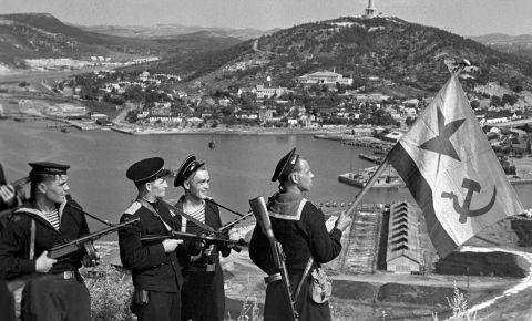 Страницы истории: 9 августа 1945 Советский Союз вступил в войну с Японской империей