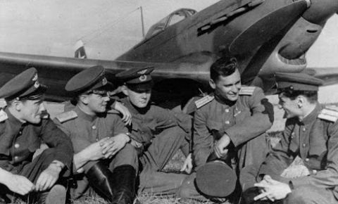 11 августа 1941 года был совершён первый в мире высотный таран