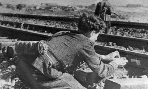 Один день из истории Великой Отечественной войны: 3 августа 1943 года началась операция «Рельсовая война».