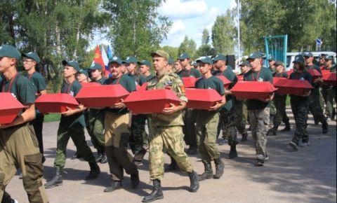 Останки 167 красноармейцев были найдены поисковиками в ходе экспедиции «Западный фронт. Варшавское шоссе»