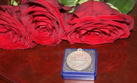 Медаль «За боевые заслуги» вернули в семью героя Великой Отечественной войны