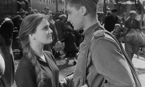 1 декабря 1959 года на экраны советских кинотеатров вышел фильм «Баллада о солдате»