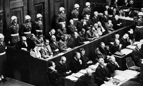 """В Москве прошла презентация доклада """"Неусвоенные уроки Нюрнберга"""""""