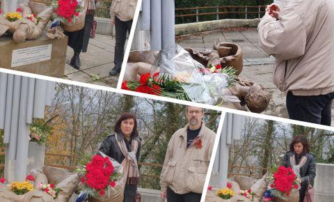К Дню Неизвестного солдата в Бельгии прошла церемония возложения цветов к мемориалу Куант