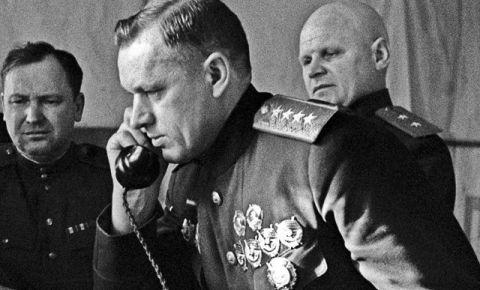 21 декабря 1896 года родился один из наиболее выдающихся полководцев Второй мировой войны, Константин Рокоссовский