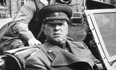 1 декабря 1896 года родился Георгий Константинович Жуков
