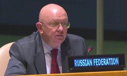 Выступление Постпреда В.Небензи в ходе специального торжественного заседания Ассамблеи ООН в память о жертвах Второй мировой войны