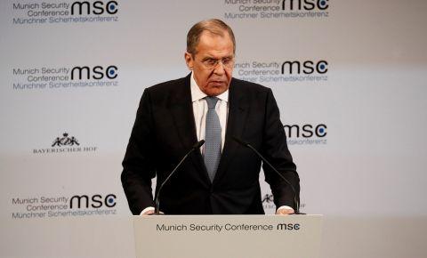 Сергей Лавров на 56-й Мюнхенской конференции: никто и ничто не может умалить решающую роль Красной армии в разгроме фашизма