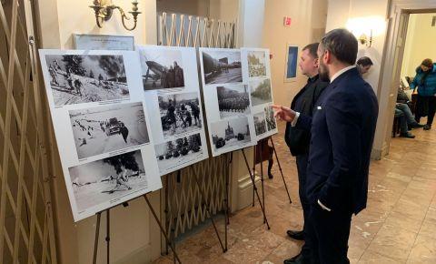 В Нью-Йорке открылась фотовыставка «Битва за Москву. Первая победа»