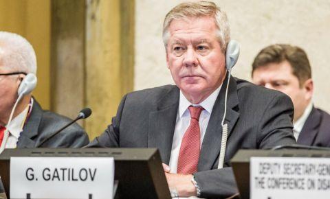 Геннадий Гатилов,  поделился, как в Женеве планируют отмечать 75-летие Победы
