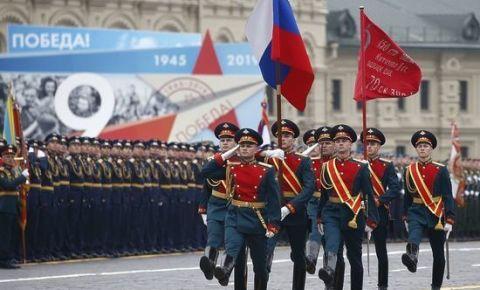 В Верховной Раде Украины призвали отправить делегацию на Юбилейный парад Победы в Москве
