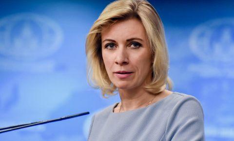 Захарова: Москва будет добиваться от Берлина прояснения ситуации вокруг Фридриха Бергера