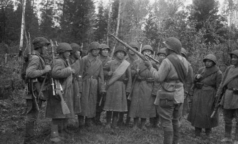79 лет назад в СССР родилось снайперское движение