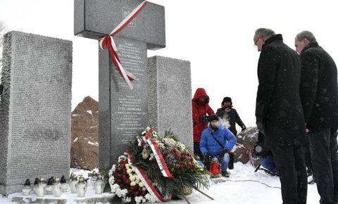 Преступления без срока давности: боевики Украинской повстанческой армии зарубили топорами жителей деревни Паросля на Волыни