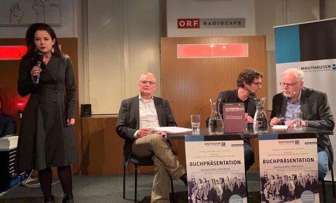 В Вене прошла презентация книги «Советские военнопленные в системе концентрационных лагерей»